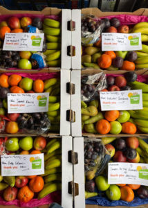 Boxes Of Fruit